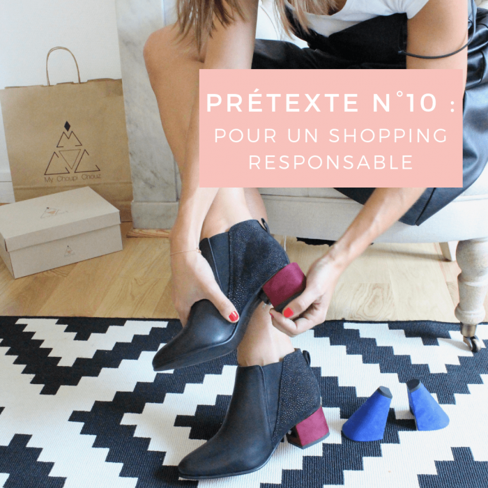 Pretext n°10: Eco friendly shopping